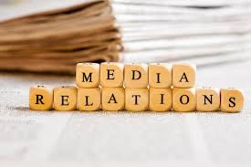 """Media Relations: """"No Day is the Same"""""""