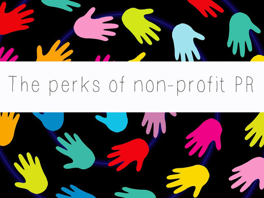 Welcome to PRSSA! Nonprofit PR with Michael Queroz
