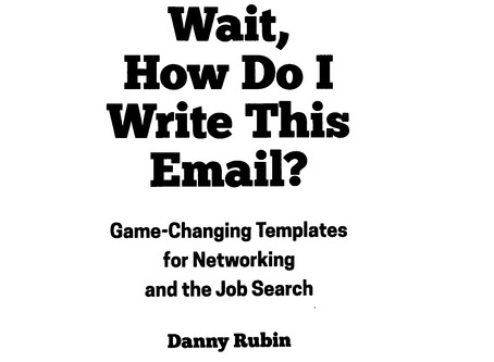 """Wait, How Do I Write This Email"" book Preview"