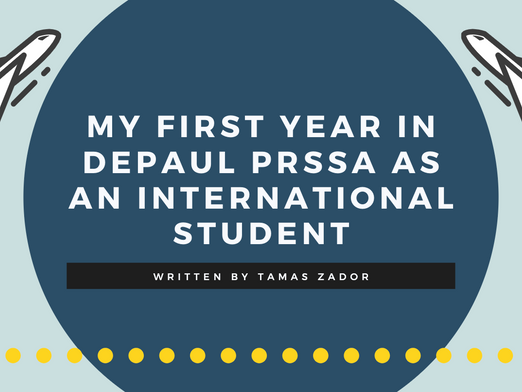 My First Year with DePaul PRSSA as an International Student