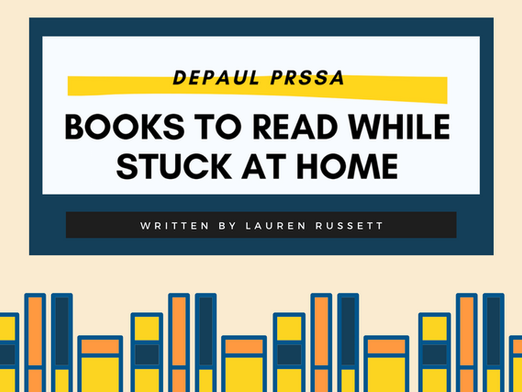 Professional Development Books to Read While Stuck at Home