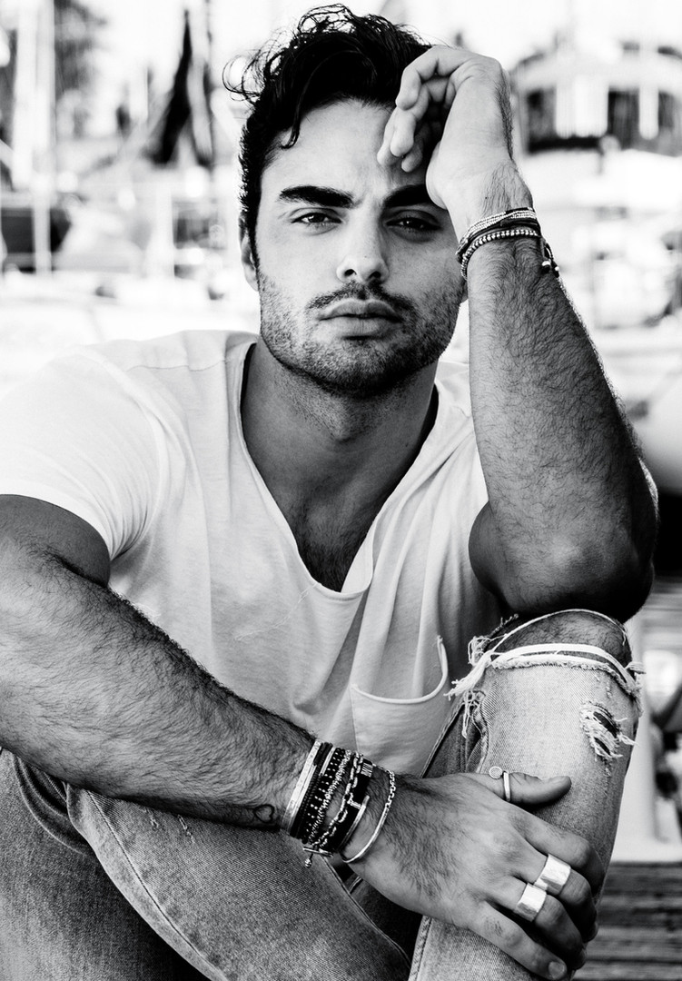 Model: Julien Marlon