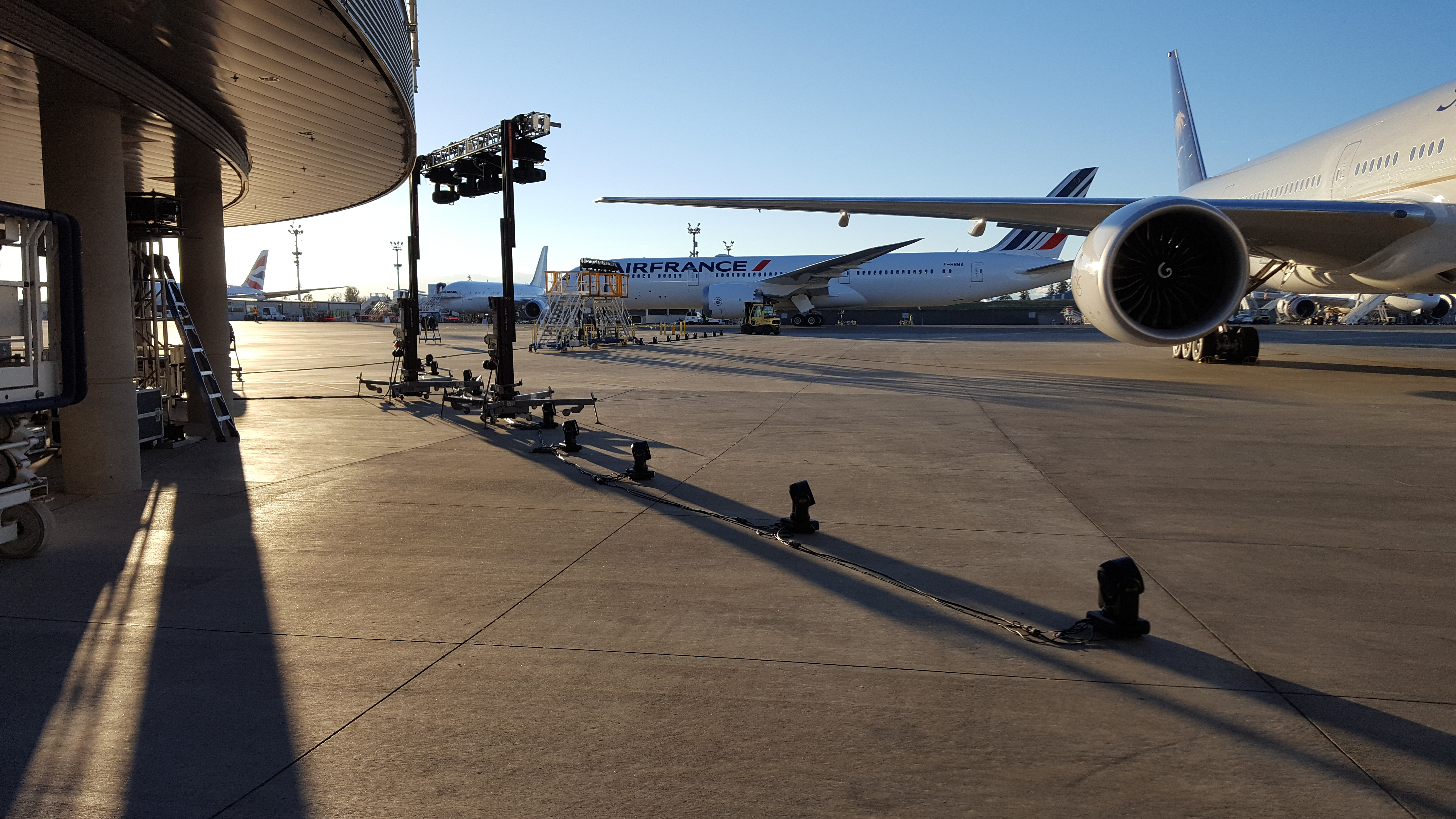 Boeing 777 Reveal