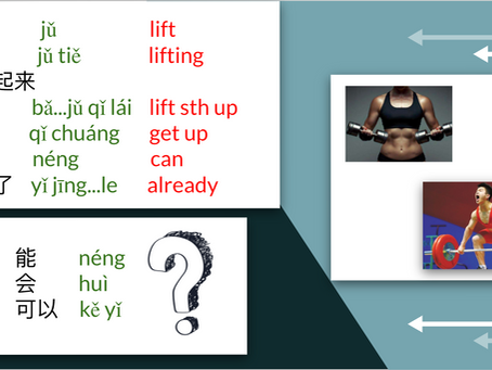 TPRS Chinese Story: Free Voluntary Reading 8