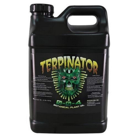 Terpinator: The Only Additive We Use