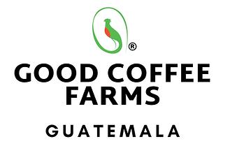 Logo para camisas Good Coffee Farms.png