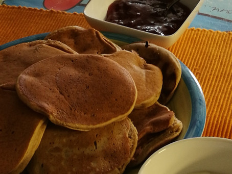 I preparativi per la N42: riprendiamo dalla colazione