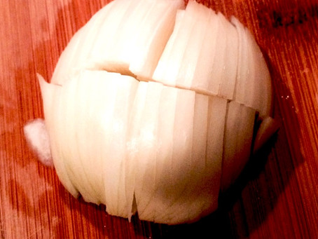 How to saute onions without oil