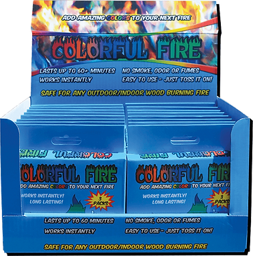 Colorful Fire™