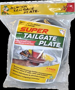Super Tailgate Plate®