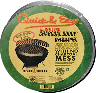 Quick & Easy™ Charcoal Buddy