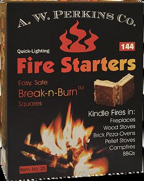 Break-N-Burn Squares