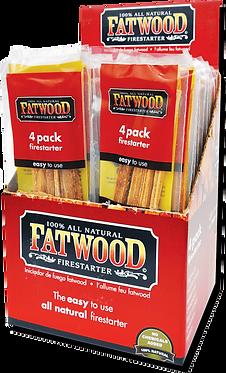 Fatwood© Firestarters