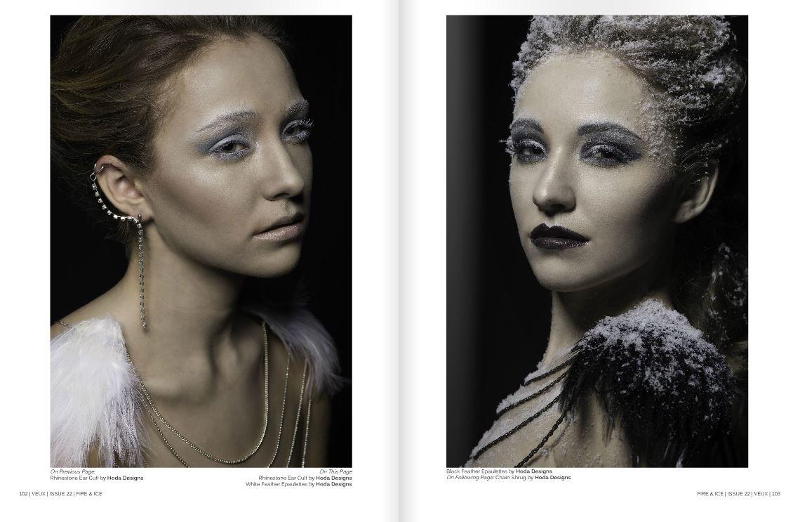 Veux Magazine- Issue 22