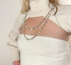 Chrome Body Chain
