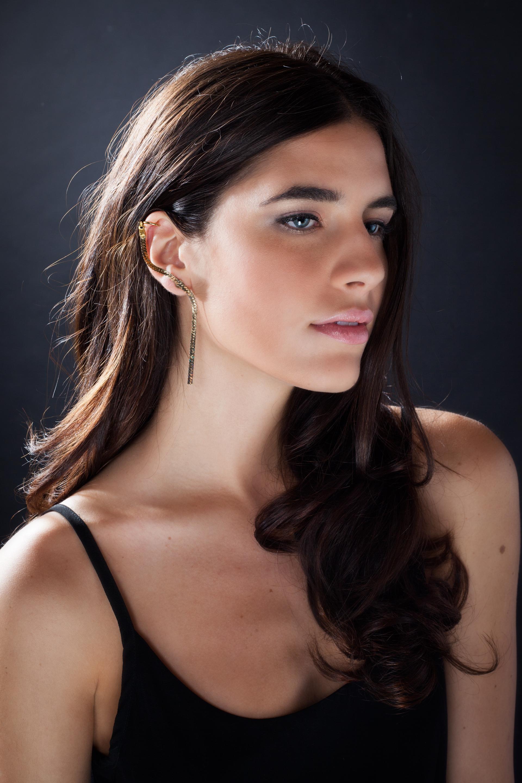 Sequin Ear Cuff