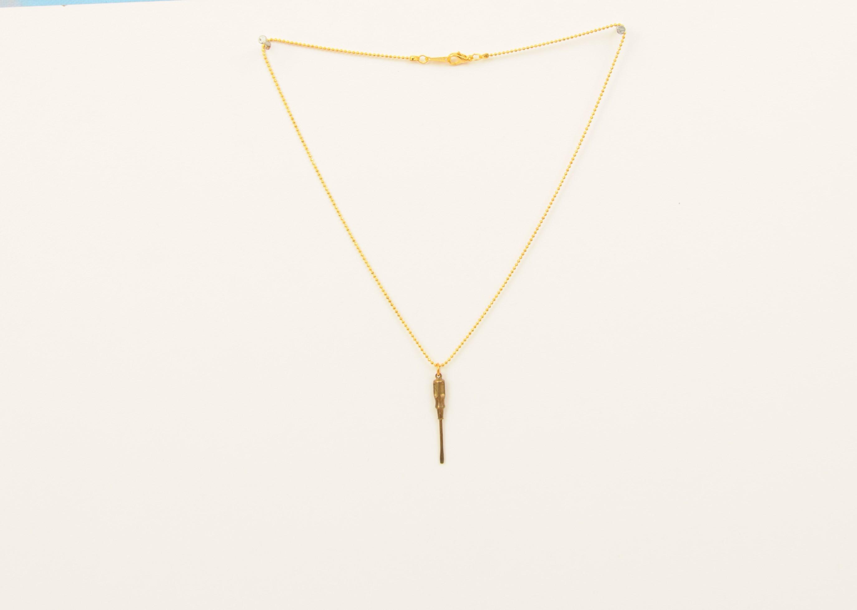 Mini Tool Necklace
