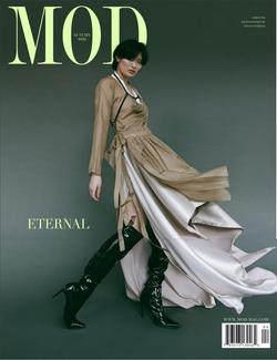Cover of MOD magazine