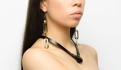 Multi-Chain Earrings
