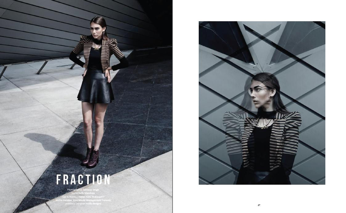 Flanelle Magazine (Geometric Issue)
