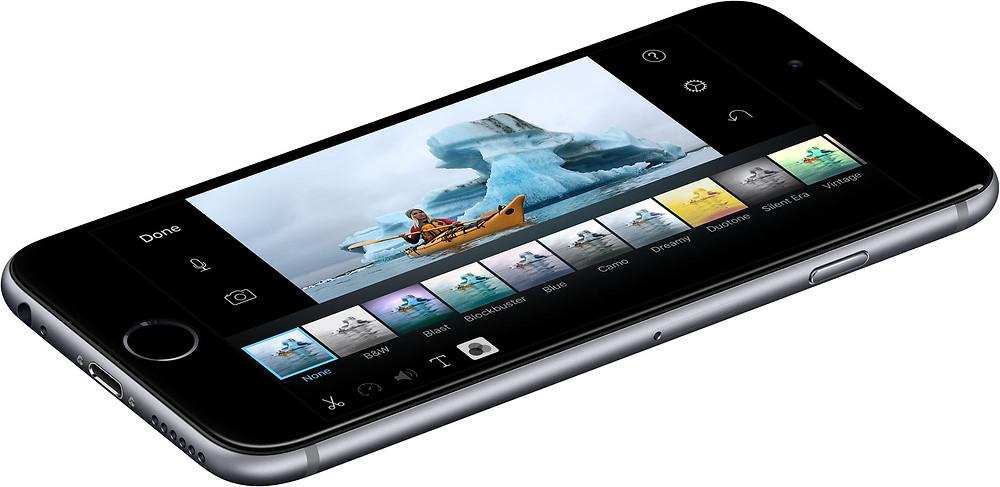iphone video editing