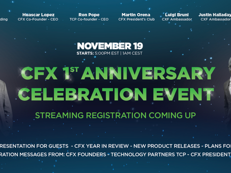 CashFX Group 1st Birthday Party!