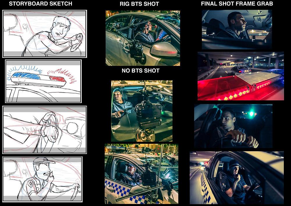 Car cinematography