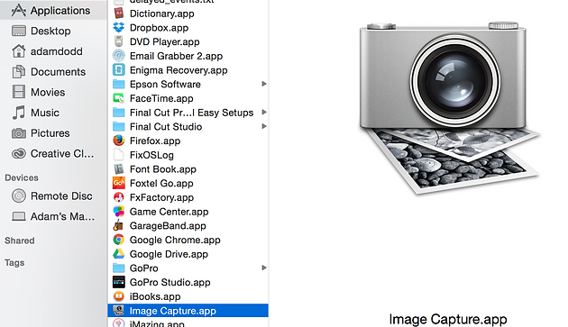 How to download video and photos from my iPhone for Mac and