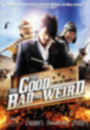 GOOD, THE BAD, THE WEIRD (THE)