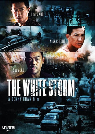 WHITE STORM (THE)