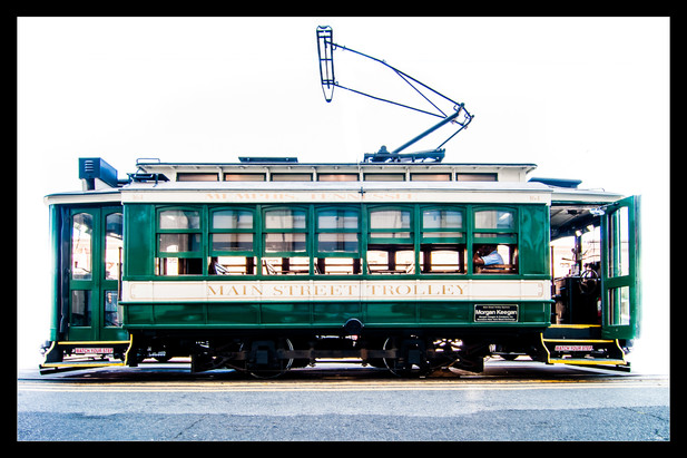 010 Green Trolly-Memphis Photography-1.j