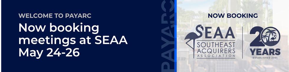 Payarc SEAA Invitation