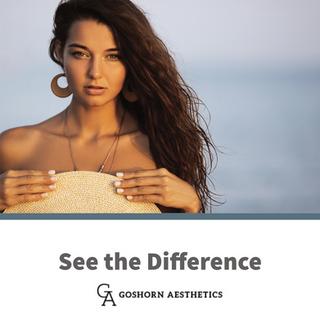 Goshorn Aesthetics Ad 2
