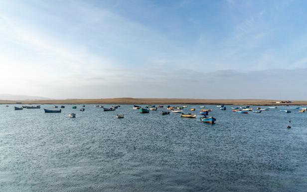 Peru - Boats on Paracas.jpg