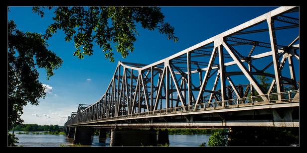 029 Hernando Desoto Bridge-Memphis Photo