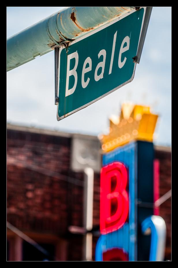 043 Beale St BB Kings-Memphis Photograph