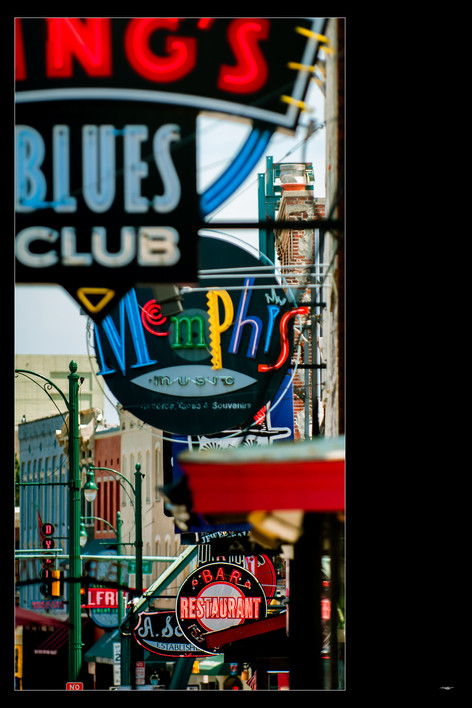 044 Beale St Neon-Memphis Photography-1.
