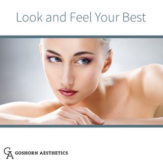 Goshorn Aesthetics Ad 1