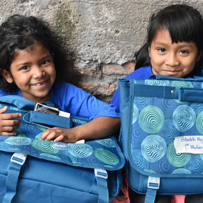 Backpack Delivery in Crucitas (2020)