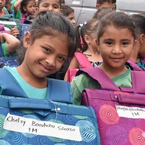 Backpack Delivery in Villa Nueva (2020)