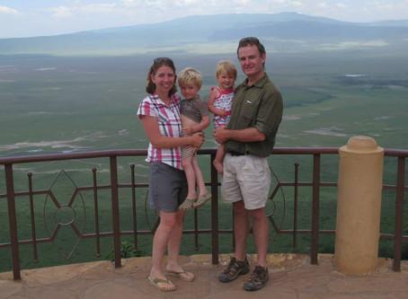 Dusty memories of Africa