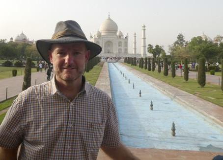 JOURNEY INTO INDIA