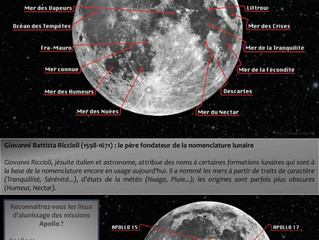 Club d'astronomie: la newsletter d'avril