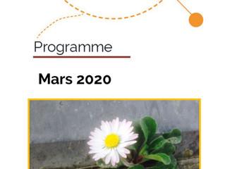 Centre social Bagatelle: le programme du mois de mars