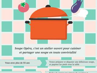 CENTRE SOCIAL - Soupe Opéra