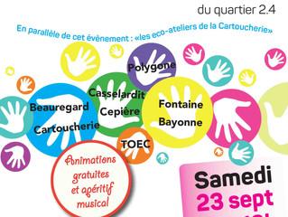 Centre Social - Forum des associations du quartier 2.4