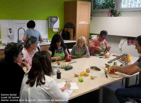 Atelier Cuisine à polygone