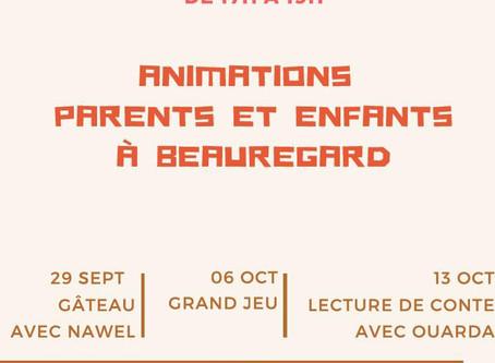 Centre Social - Animations parents et enfants tous les vendredis