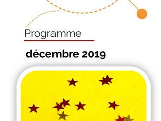 Centre Social Bagatelle: le programme décembre