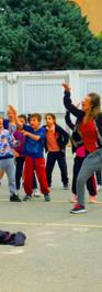 Stage de danse
